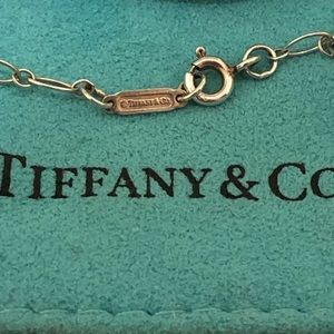 Vintage Oval Link Tiffany & Co. Chain